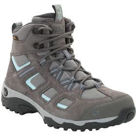 Jack Wolfskin Vojo Hike 2 Texapore Mid Shoes Damen tarmac grey